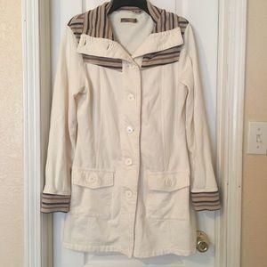 Prana Rowen Long Coat
